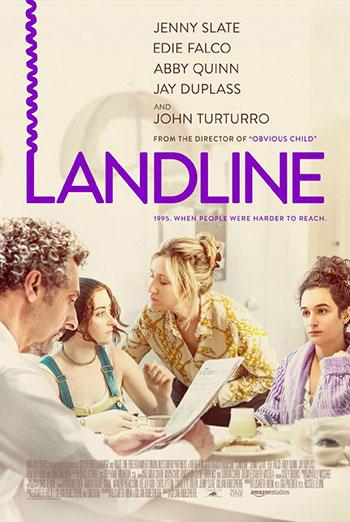 Landline - in theatres 08/11/2017