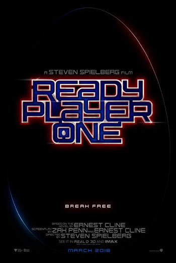 Ready Player One - in theatres 03/30/2018