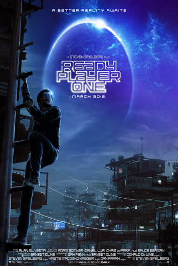 Ready Player One - in theatres 03/29/2018