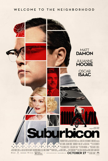 Suburbicon - in theatres soon