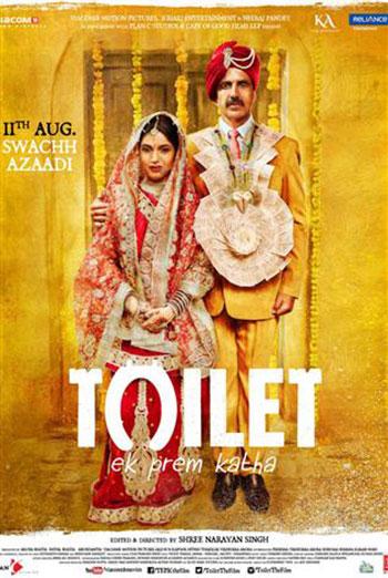 Toilet: Ek Prem Katha(Hindi W/E.S.T.) - in theatres 08/11/2017