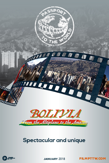 Bolivia: From the Altiplano to Amazon (Passport) movie poster