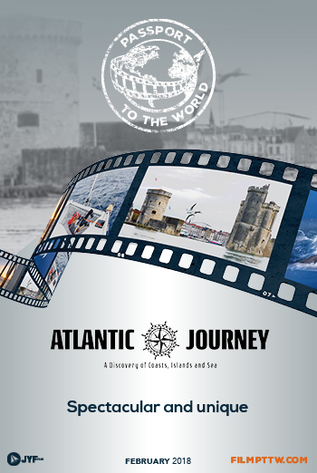 Atlantic Journey: A Discovery of Coasts (Passport) movie poster