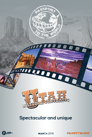 Utah: Natural Contrasts (Passport) movie poster