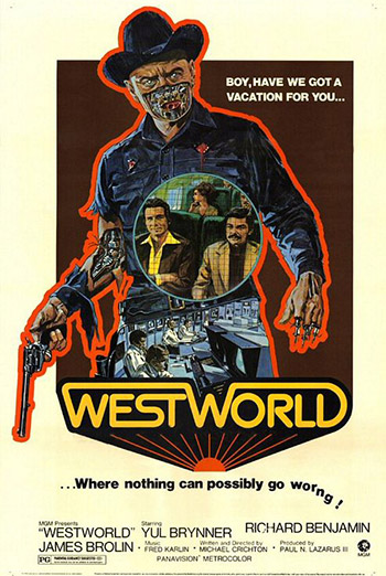 Westworld (Classic Film Series) movie poster