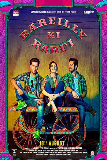 Bareilly Ki Barfi (Hindi W/E.S.T.) - in theatres 08/18/2017