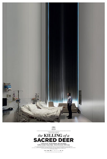 Killing of a Sacred Deer, The - in theatres 11/03/2017