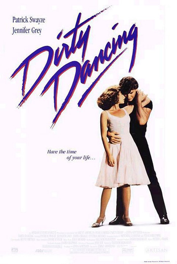 Dirty Dancing (30th) movie poster