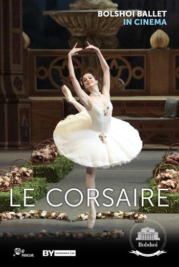 Bolshoi Ballet: Le Corsaire - in theatres soon