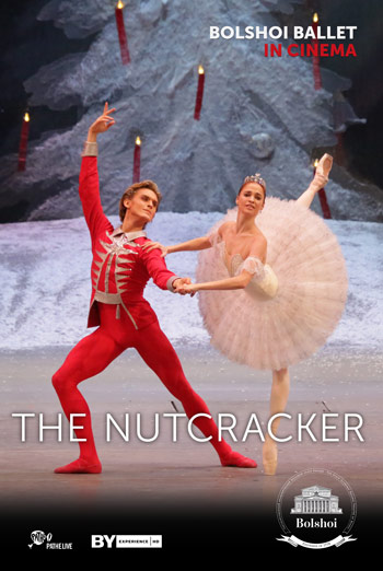 Bolshoi Ballet: The Nutcracker - in theatres soon
