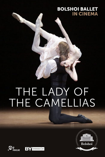 Bolshoi Ballet: The Lady of the Camellias - in theatres soon
