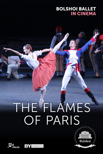 Bolshoi Ballet: The Flames of Paris - in theatres soon