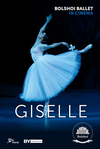 Giselle (Ballet 17/18) movie poster