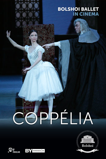 Bolshoi Ballet: Coppélia - in theatres soon