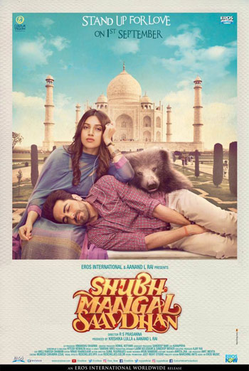 Shubh Mangal Saavdhan(Hindi W/E.S.T.) movie poster