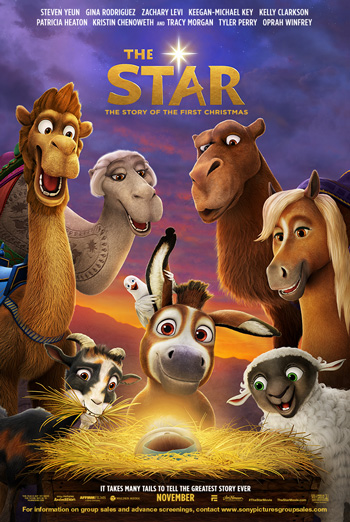 Star, The movie poster