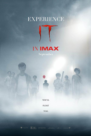 It (IMAX) movie poster