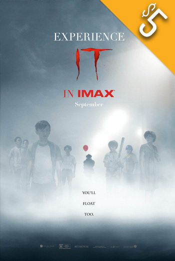 IT: Chapter One (IMAX) movie poster
