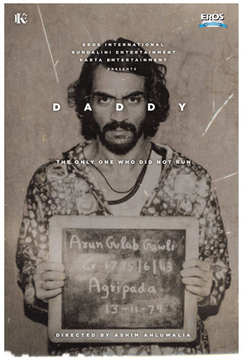 Daddy (Hindi W/E.S.T.) movie poster