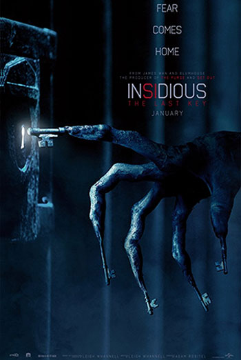 Insidious: The Last Key - in theatres 01/05/2018