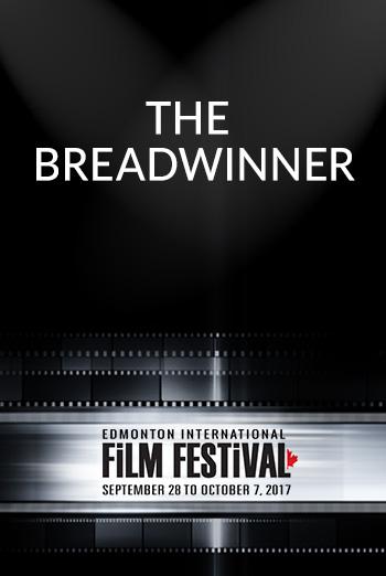 Breadwinner, The (EIFF) movie poster