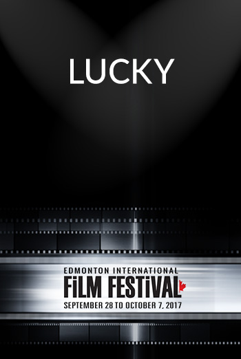 Lucky (EIFF) movie poster