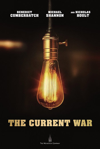 Current War, The movie poster