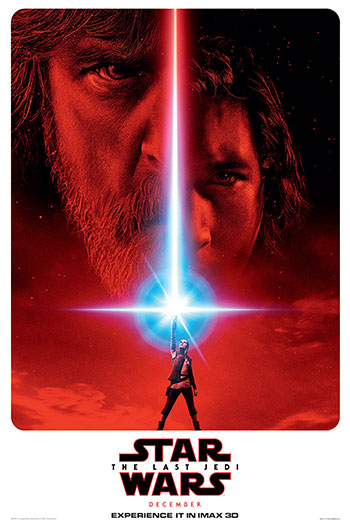 Star Wars: The Last Jedi (IMAX) - in theatres 12/15/2017