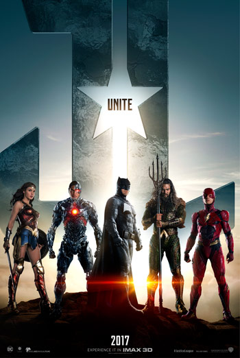 Justice League (IMAX) - in theatres 11/17/2017