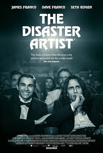 Disaster Artist, The - in theatres 12/08/2017