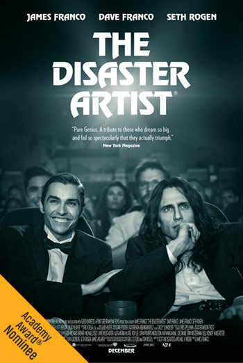 Disaster Artist, The movie poster