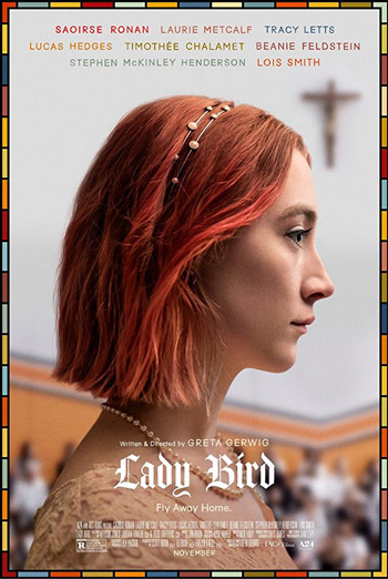 Lady Bird - in theatres 11/17/2017