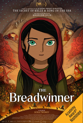 Breadwinner, The movie poster