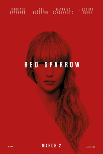 Red Sparrow - in theatres 03/02/2018