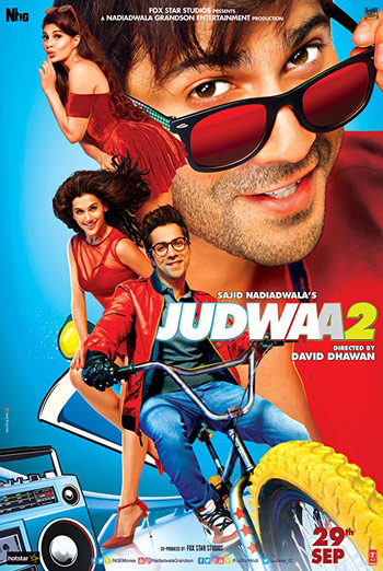 Judwaa 2(Hindi W/E.S.T.) movie poster