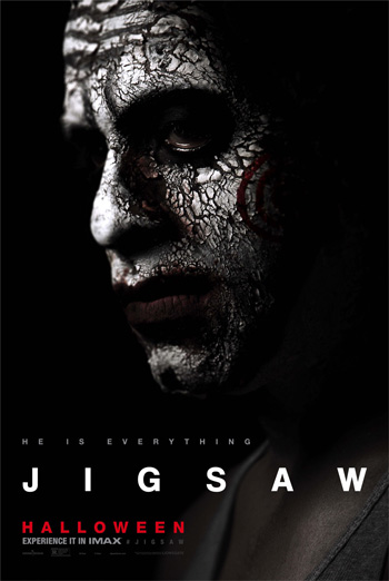 Jigsaw (IMAX) - in theatres 10/27/2017