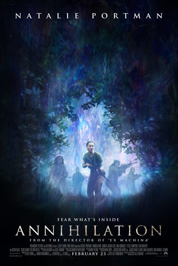 Annihilation - in theatres soon