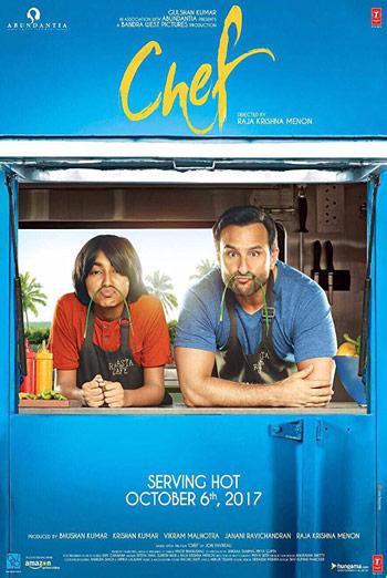 Chef (Hindi W/E.S.T.) movie poster