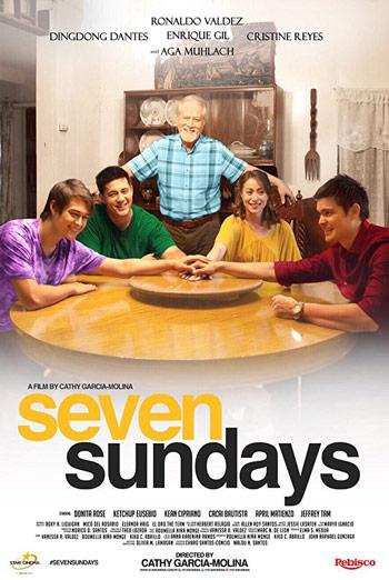 Seven Sundays (Filipino W/E.S.T.) movie poster