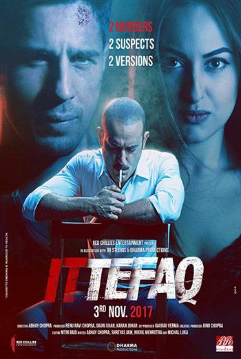 Ittefaq (Hindi W/E.S.T.) movie poster
