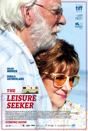 Leisure Seeker, The - in theatres 03/09/2018