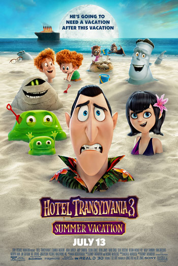 Hotel Transylvania 3: Summer Vacation - in theatres 07/13/2018