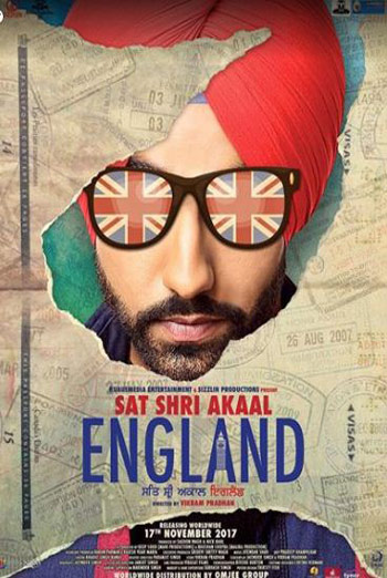 Sat Shri Akaal England(Punjabi W/E.S.T.) - in theatres 12/08/2017