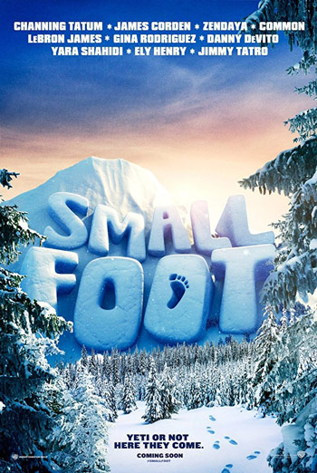 Smallfoot - in theatres 09/28/2018