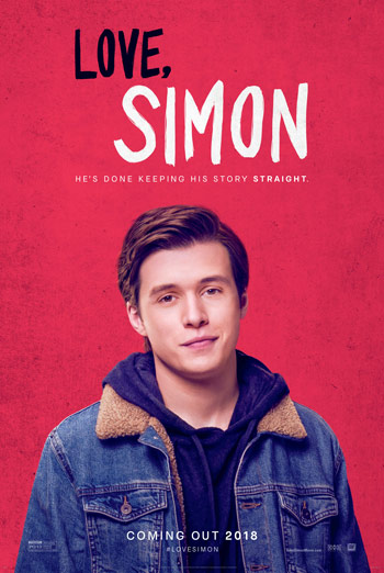 Love, Simon - in theatres 03/16/2018