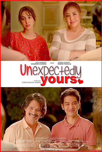 Unexpectedly Yours (Filipino) - in theatres 12/08/2017