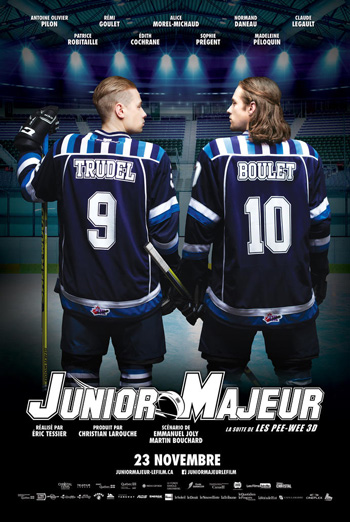 Junior Majeur (French W/E.S.T.) - in theatres 12/08/2017