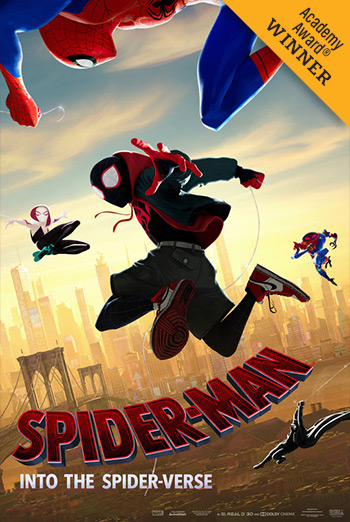 Spider-Man: Into the Spider-Verse - in theatres 12/14/2018