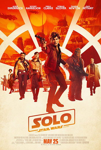 Solo: A Star Wars Story - in theatres soon