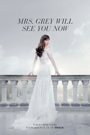 Fifty Shades Freed (IMAX) movie poster